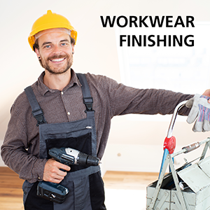 Workwear finishing